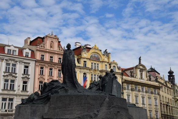 Jean Hus Prague