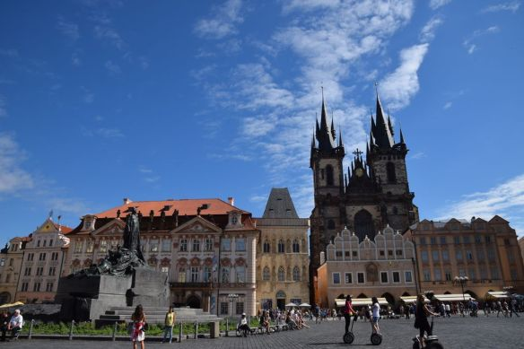 place de la Vieille Ville Prague