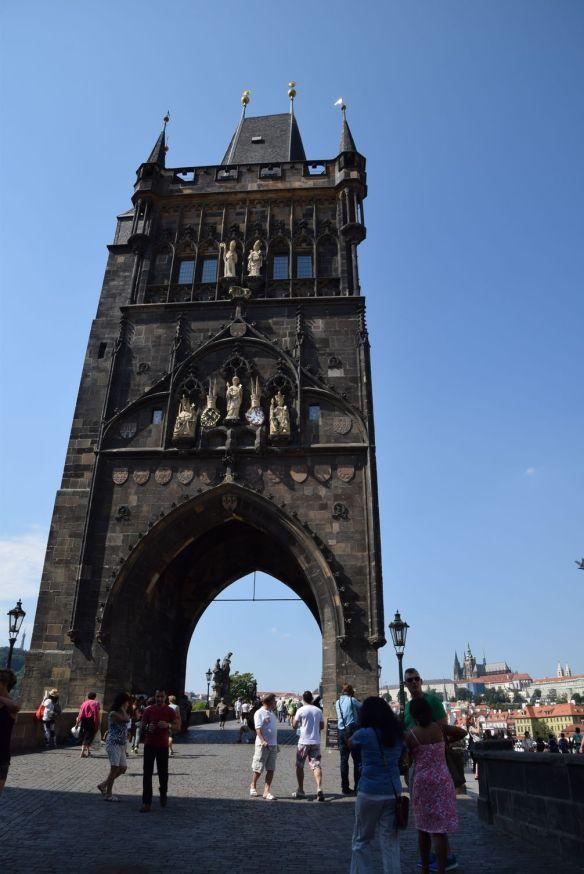 Pont Charles Stare Mesto Prague