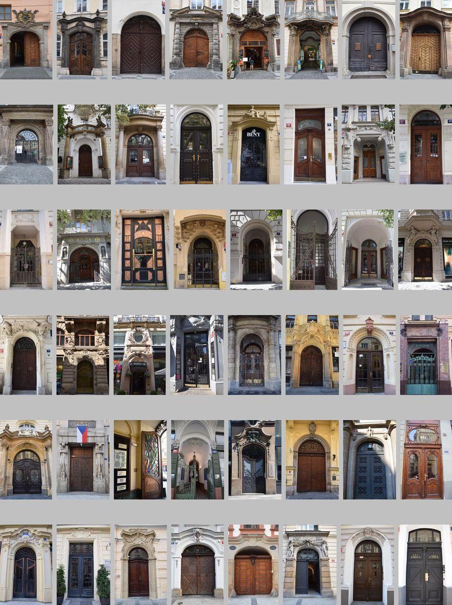 100 Fantastique Concepts Les Portes En Architecture
