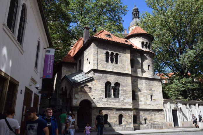 Josevof synagogue Prague