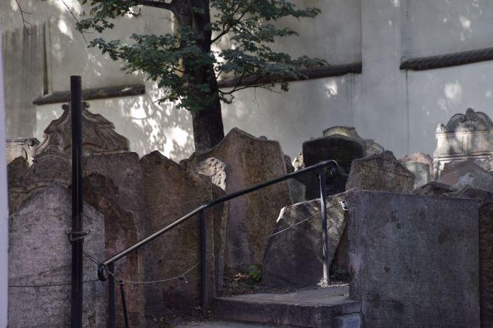 cimetière synagogue Prague