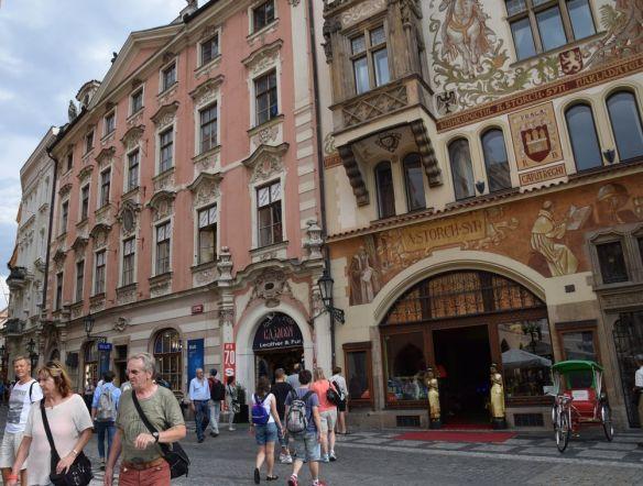 Massages Thaï Prague