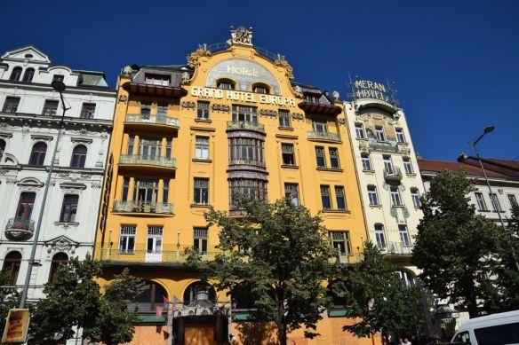 Hotel Europa Venceslas Prague