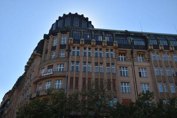 venceslas Art déco Prague