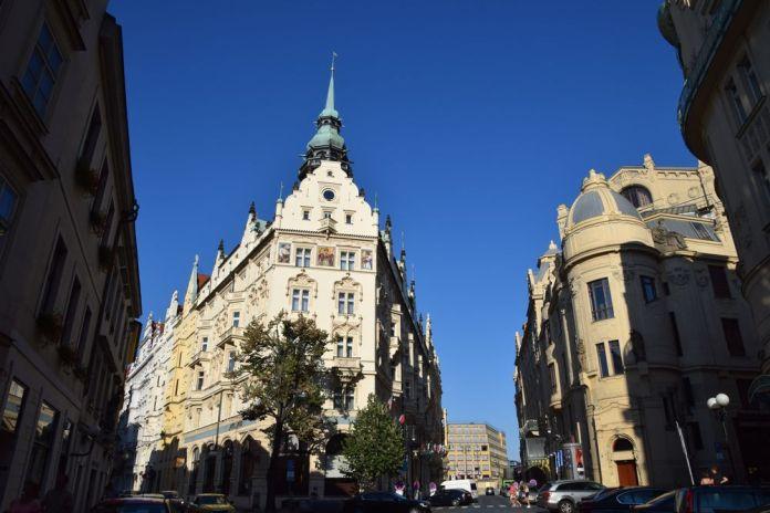Hôtel Pariz Maison Municipale Prague