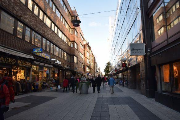 Drotninggatan stockholm suède sweden