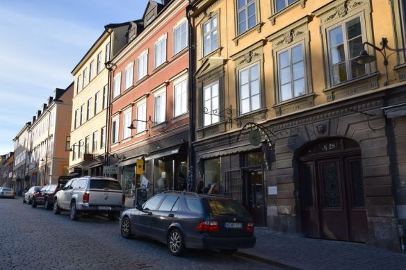 galeries d'art Horsgatan stockholm suède sweden