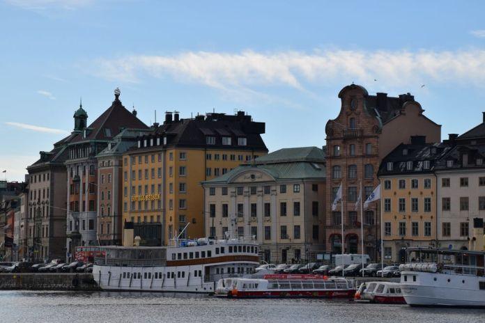 First Hotel Reisen skeppsbron Stockholm suède sweden