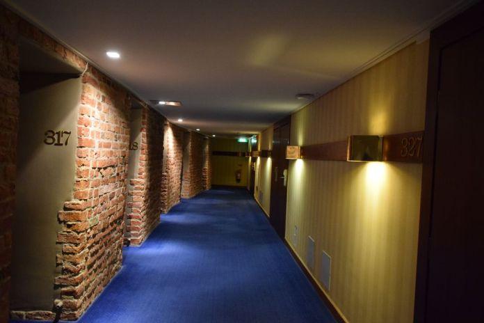 couloir first hotel reisen stockholm suède sweden