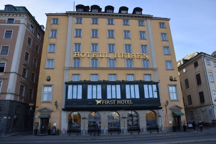 First hotel Reisen stockholm suède sweden