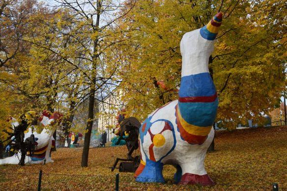 animal extraordinaire niki de saint phalle île aux musées stockholm suède sweden