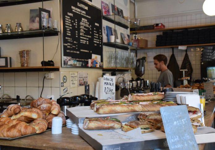 Kaffebar stockholm suède sweden