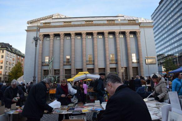 Konserthuset stockholm suède sweden