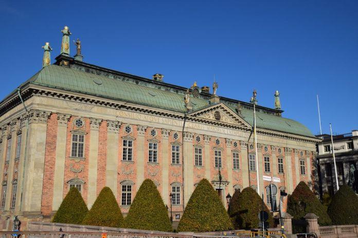 maison des noblesses Stockholm suède sweden