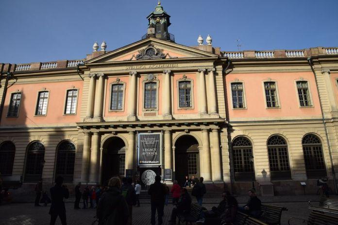 musée Nobel Stockholm suède sweden