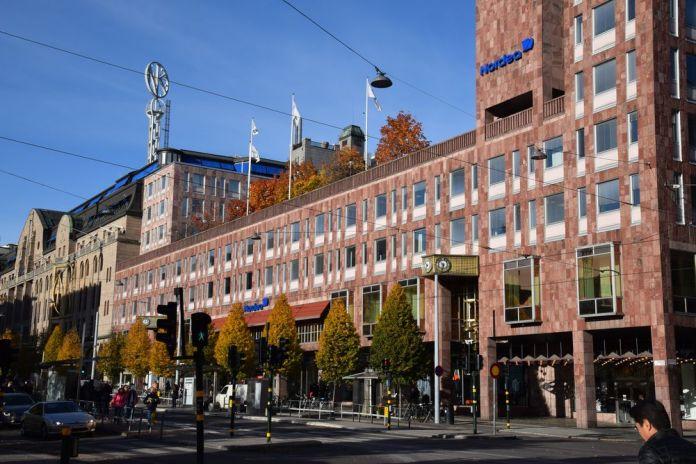grand magasin NK stockholm suède sweden