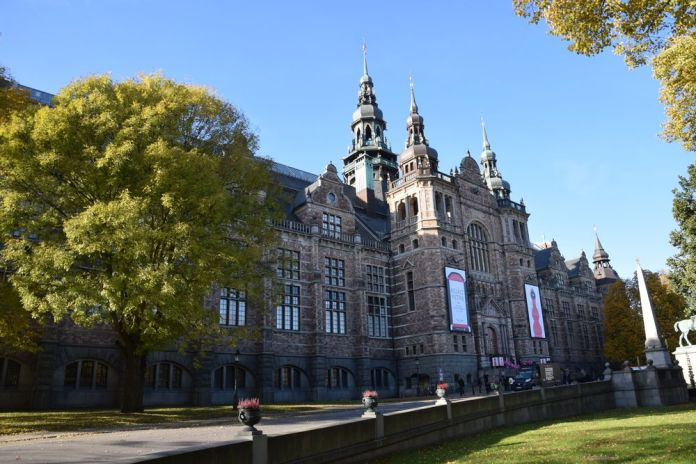 musée nordique stockholm suède sweden