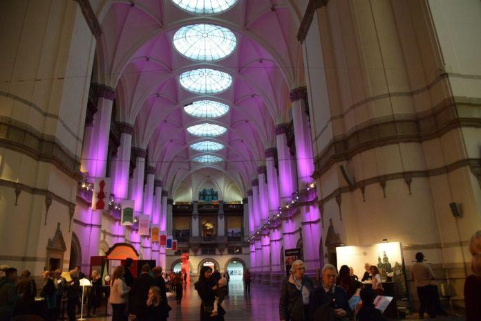 hall musée nordique stockholm suède sweden
