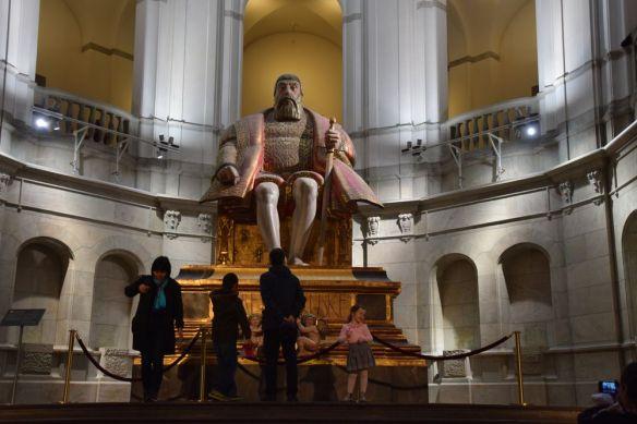 roi vas musée nordique stockholm suède sweden
