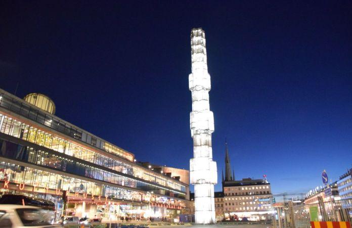 sculpture edvin orhrstrom stockholm suède sweden