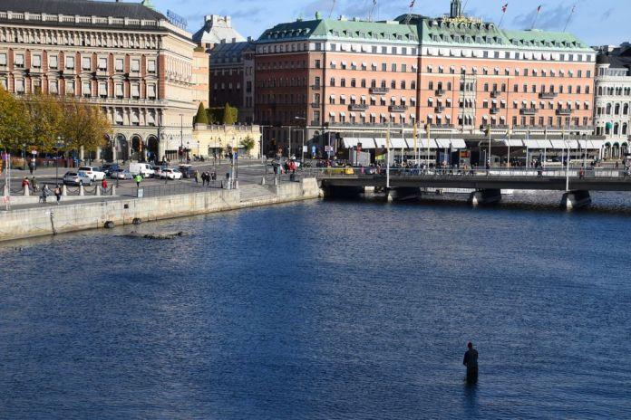 pêcheur opéra stockholm suède sweden