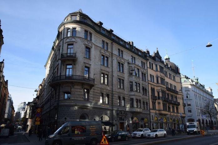Birger Jarstgatan shopping Stockholm suède sweden
