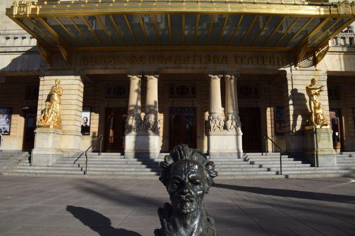 théâtre royal dramatique stockholm suède sweden