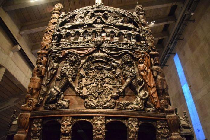 sculpture vasa stockholm suède sweden