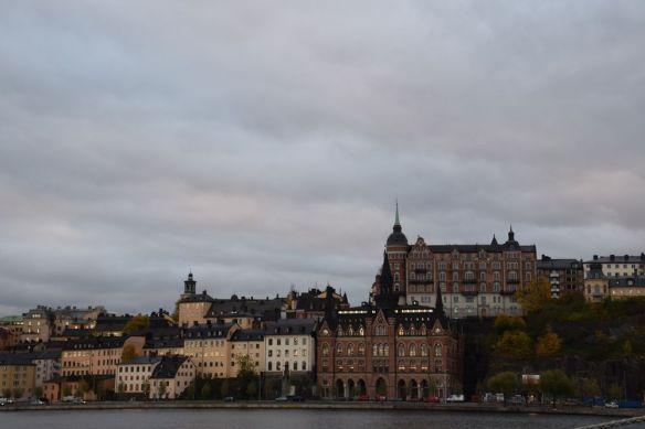 horizon tourelles stockholm suède sweden