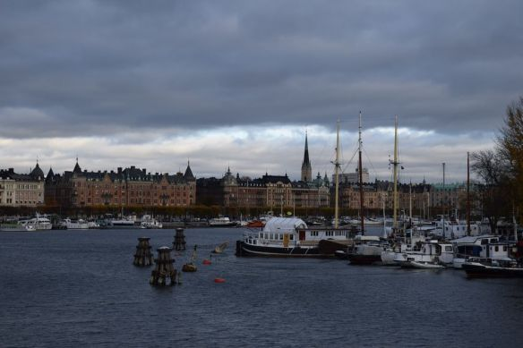 stockholm dialogue avec l'eau suède sweden