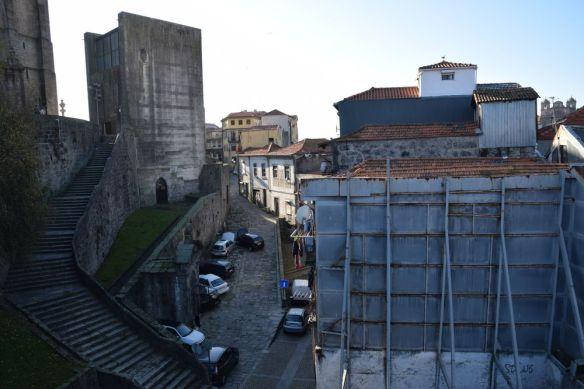 cathédrale sé de porto portugal