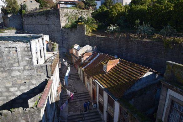 sous les murailles de porto Portugal