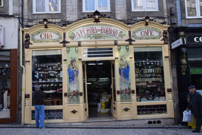 a perola do Bolha Porto portugal