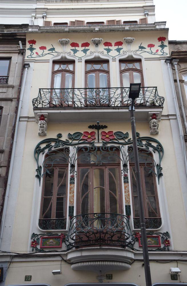 Art nouveau Candido Reis porto portugal