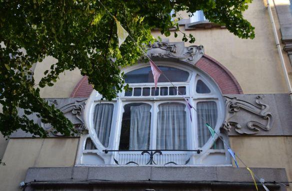 détail rue Galerias paris porto portugal