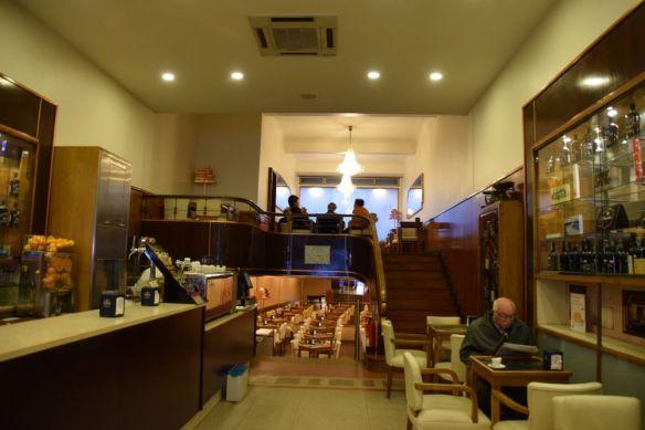 café Ateneia Porto portuga