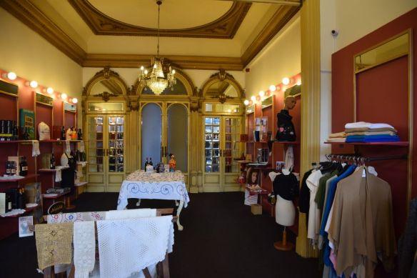 nappes brodées boutiques Vicent porto portugal