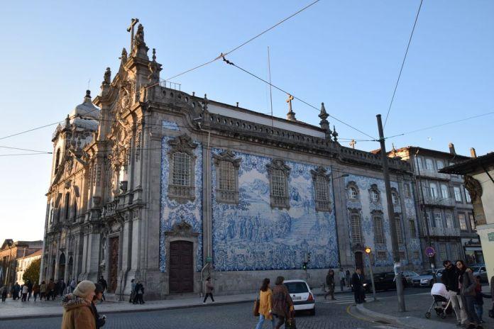 église do carmo porto portugal