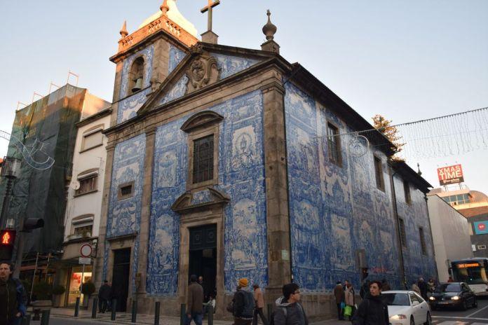 église santa catarina porto portugal