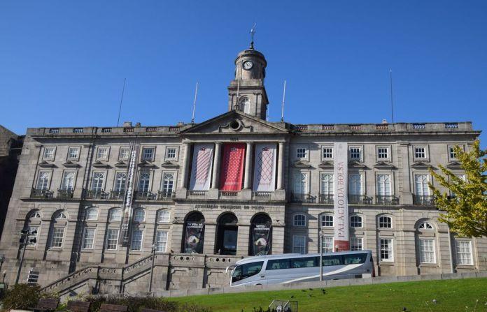 Palacio da Bolso porto portugal