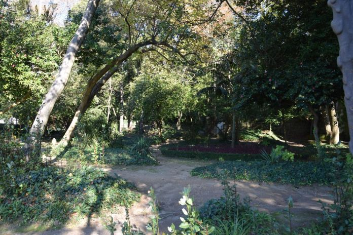 jardin musée romantique porto portugal