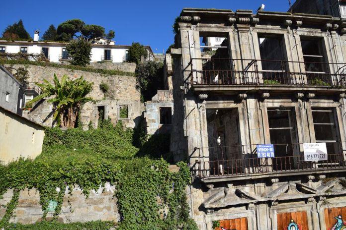 le long des quais de Porto portugal
