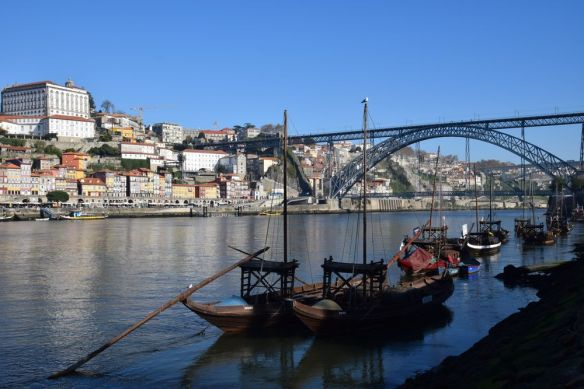 bateaux porto portugal