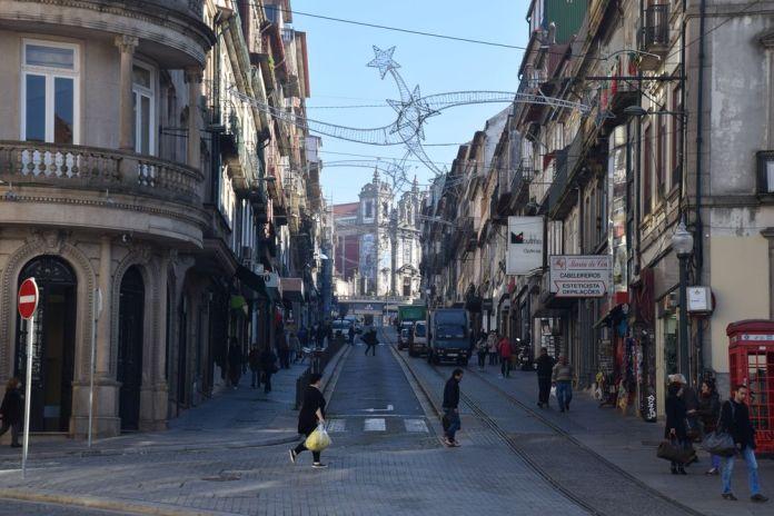 rue do 31 do janeiro porto portugal