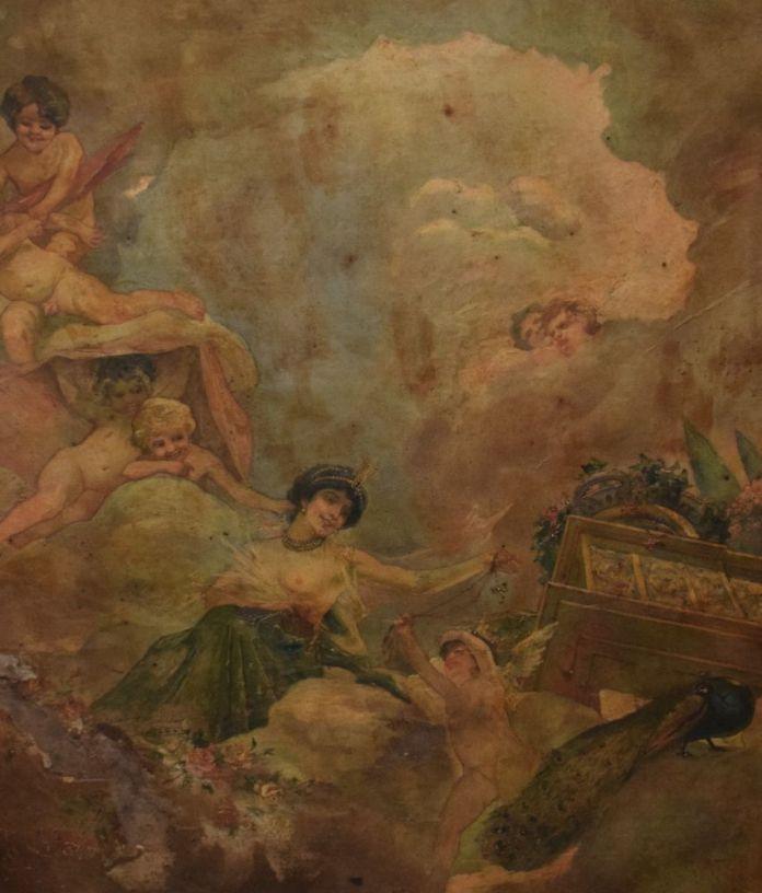 peinture serrana machado porto portugal