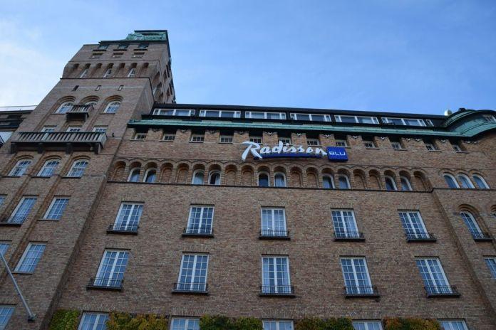radisson blu Nybroviken stockholm suède