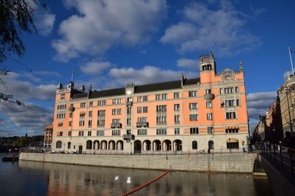rosenbad stromgatan stockholm suède