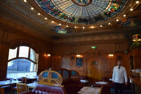 café opéra stockholm suède