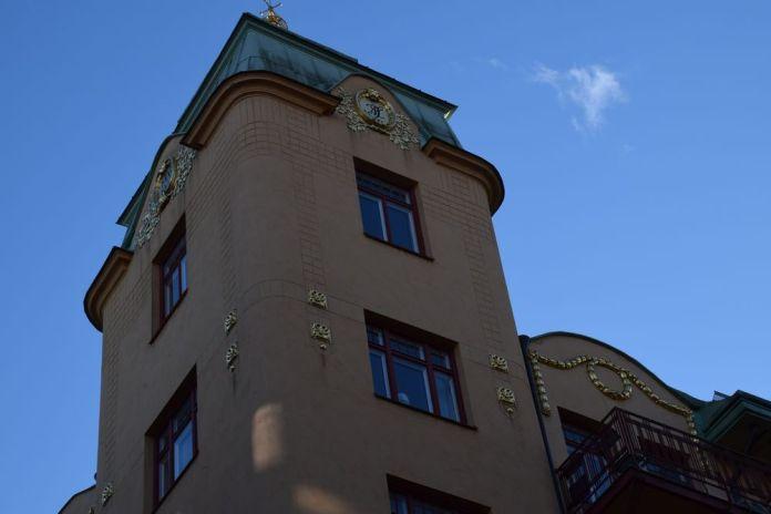 musée Strindberg art nouveau stockholm suède